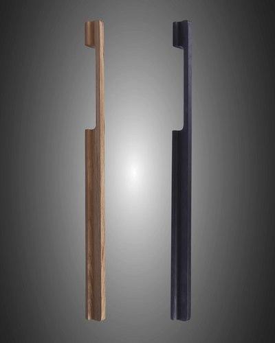 Wardrobe Cabinet Handle Wood Zenos
