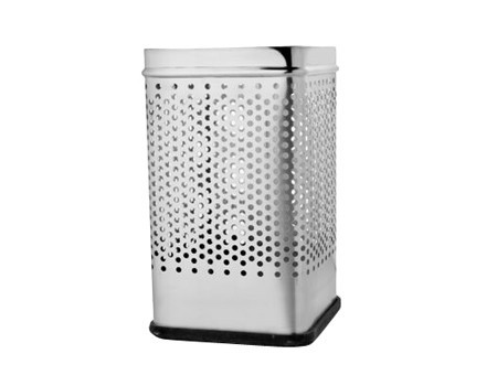 Plain Dust Bin - SQUARE
