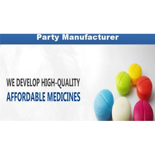Third Party Manufacturer For Pharma