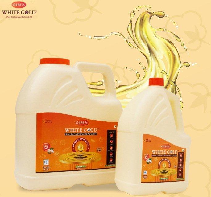 Cotton Seed Refined Oil (In loose)