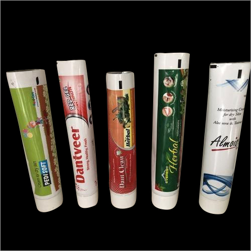 Toothpaste Packaging Tube