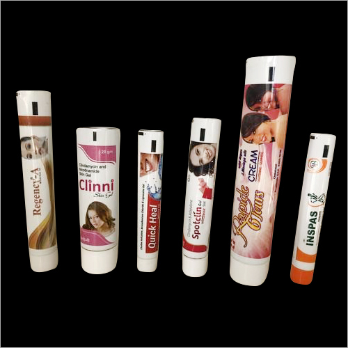 Cosmetic Cream Packaging Tube