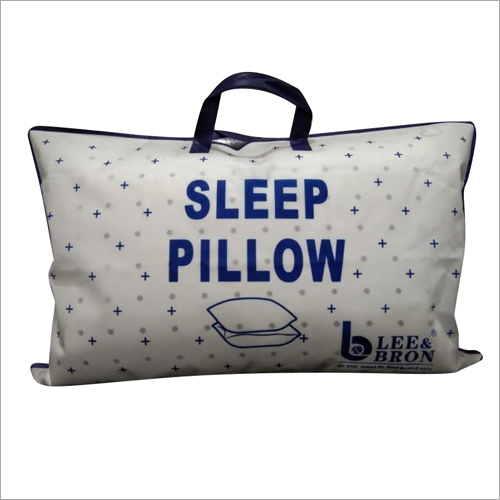 17x27 Inch Dotted Printed Sleeping Pillow