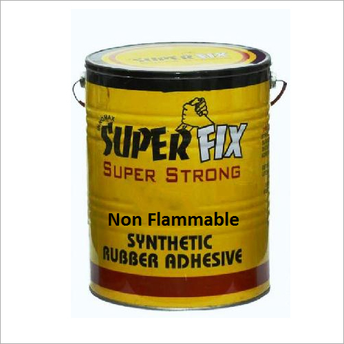 Non Flammable Synthetic Rubber Adhesive