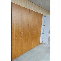 Wooden Brown Wardrobe
