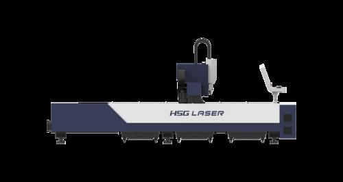 Open type Fiber Laser Cutting Machine.