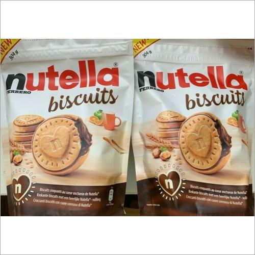 Nutella Biscuit And Chocolate