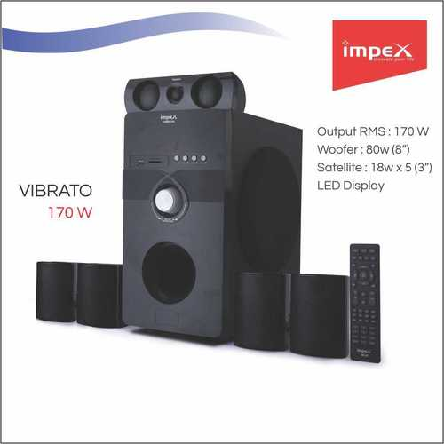 IMPEX Speaker 5.1 (VIBRATO)