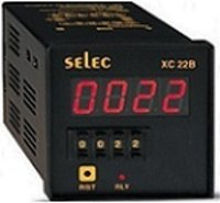 Selec XC22B-4-AR-1M Counter