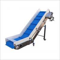 L Shape Inclined Belt Conveyor