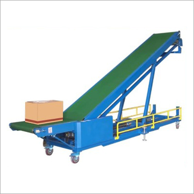 Loading And Unloading Belt Conveyor