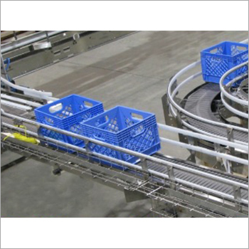 Food and Beverage Plant Conveyor