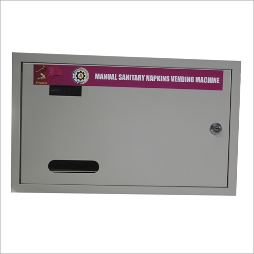 Manual Sanitary Napkins Vending Machine