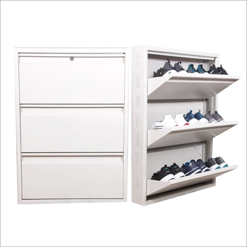 3 Layer Modern Storage Cabinet Shoe Rack