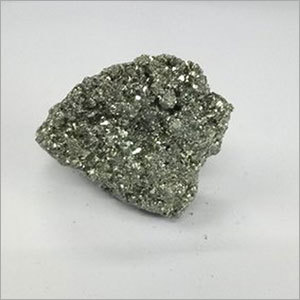 Raw Golden Pyrite Stone