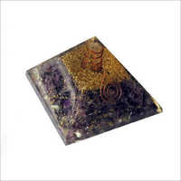 Amethyst Orgonite Crystal