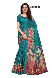 new kahdi silk saree