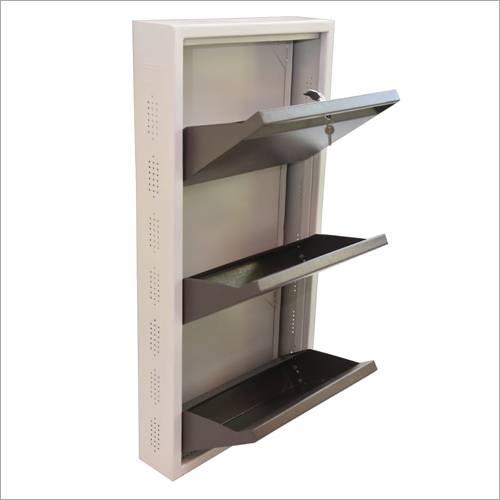 3 Layer Storage Wall Mounted Shoe Rack