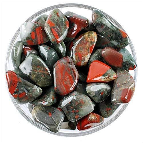 Blood Tumbled Stones