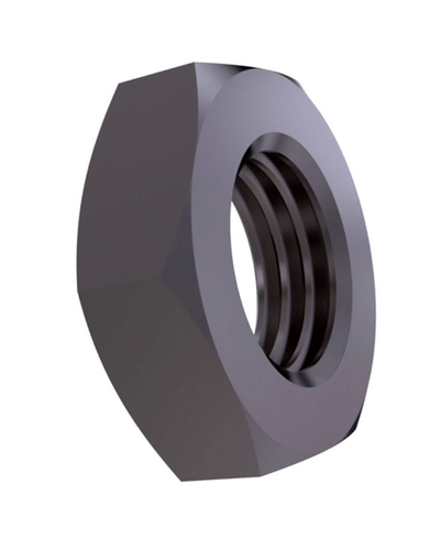 DIN 439b Hexagon thin nuts chamfered