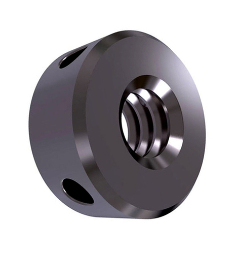 DIN548 Round nuts with set pin holes in side