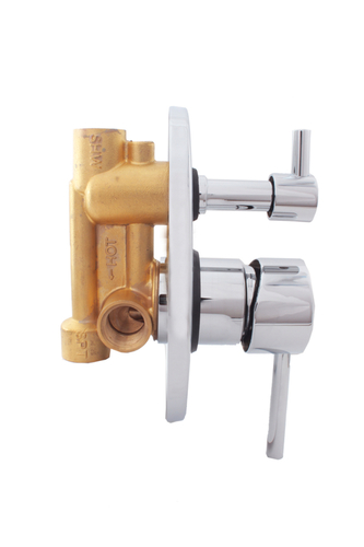 Brass Single Lever Diverter Medium Flow