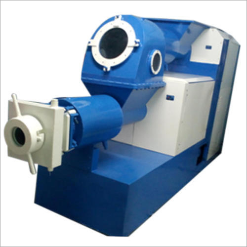 Duplex Vacuum Type Soap Plodder Machine