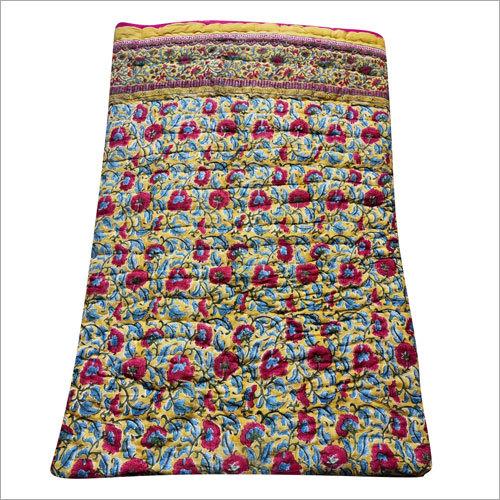 Cotton Handmade Quilt