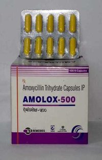 Amoxycillin 500mg Tablet