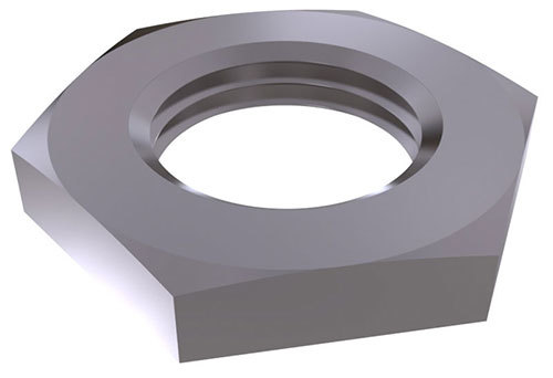 DIN 80705 Thin nuts with fine pitch thread