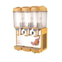 Triple Fruit Juice Dispenser
