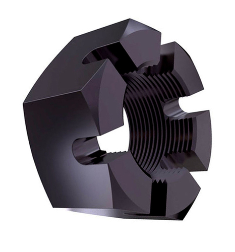 DIN 979 Hex thin slotted Castle Nut