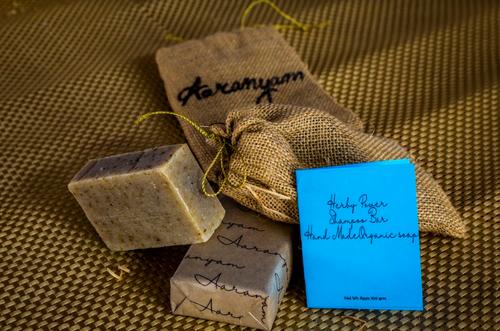 Herby Power Shampoo Soap Bar