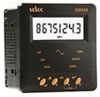 Selec EM368-C Electrical Panel Meter