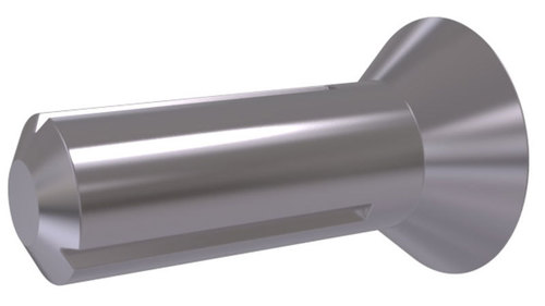 DIN 1477 Countersunk Head Grooved Pin