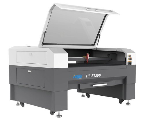 Hsg non metal laser cutting machine