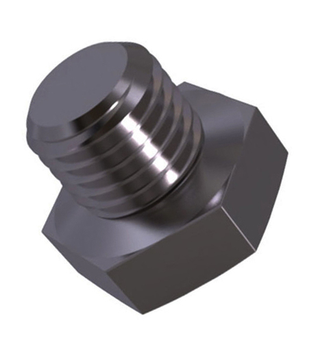 DIN 7604 A Hexagon head pipe plug