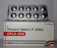 ofloxacin 200mg Tablet