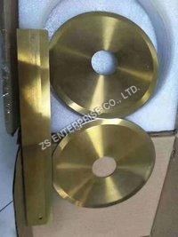 round cutting blade