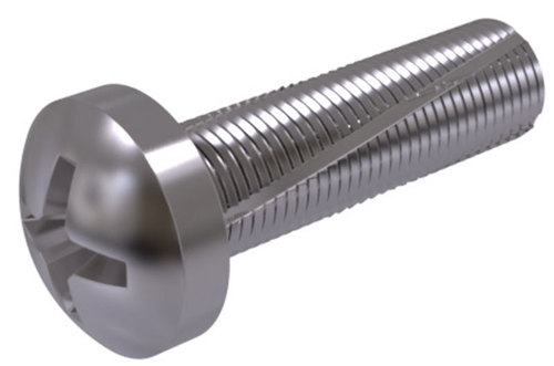 DIN 7516A Self Tapping Thread Cutting Screw with Phillips Form A