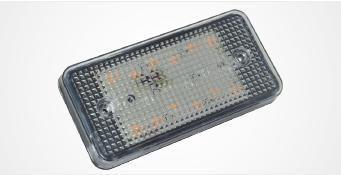 Square Side Indicator Lights