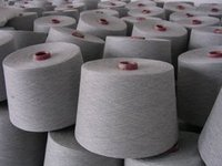 Polyester/Viscose Melange Yarn