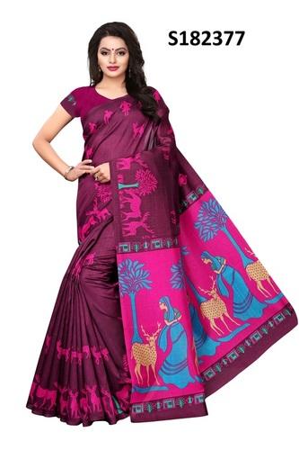 new letest khadi silk saree