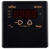 Selec MV334-230VAC Digital Panel Meters