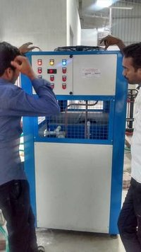 Rajapalayam 7.5 TR Water Cooled Chiller