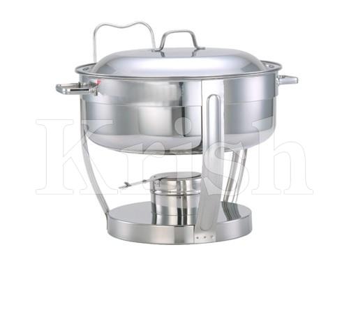 Premium Round Chaffing Dish