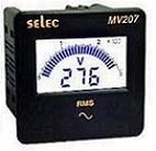 Selec MV207 Digital Panel Meter