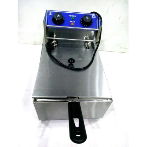 Electric Single Fryer 6 Liter