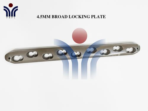 4.5mm Broad Locking Plate
