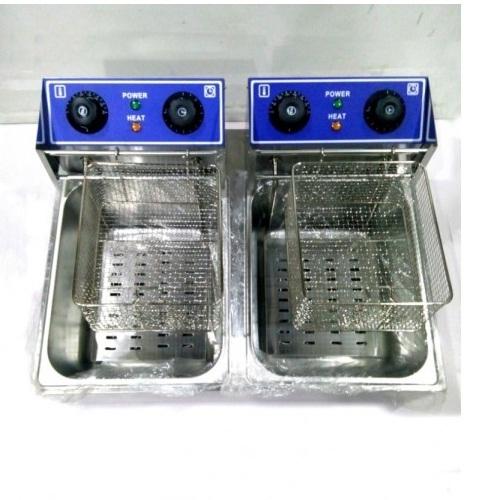 Double Fryer 10L + 10L
